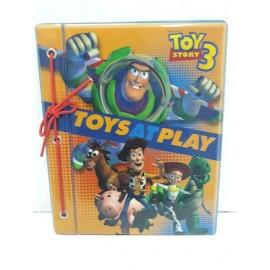Carpeta Nº3 PVC C/Cordon Toy Story 4412L