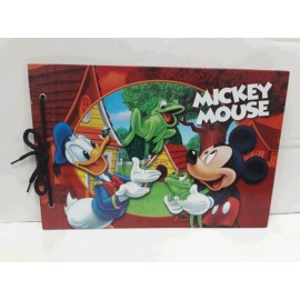 CARPETA DISNEY STD CHAR 5 C/COR 078321
