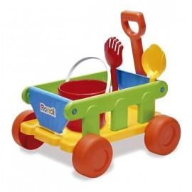 Wagon c/Accesorios 3097