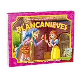 MIS CUENTOS CLASICOS 3D BLANCANIEVE 2349
