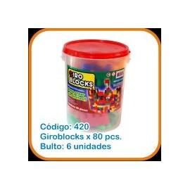GIROBLOCKS X 80 420