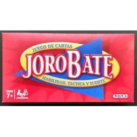 JOROBATE JUEGO DE CARTAS 9910