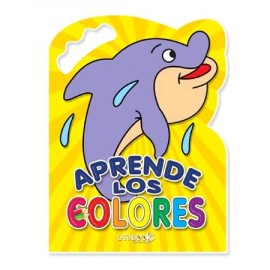 APRENDE LOS COLORES - EL PESCADO 2477