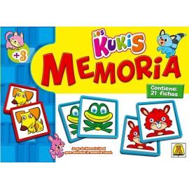 LOS KUKIS JUEGO DE MEMORIA ART 037