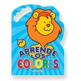 APRENDE LOS COLORES - EL LEON 2475