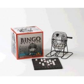 BINGO METALICO 90 BOLILLAS 9925