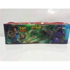 Cartuchera C/Cierre Cuadr.Toy Story 4439