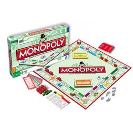 MONOPOLY CLASICO 818