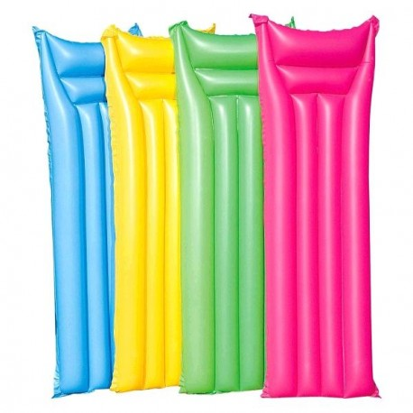 COLCHONETA COLORES   INFLABLE 44007