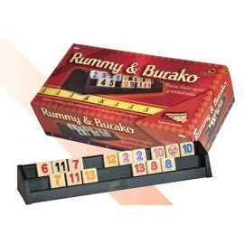 RUMMY & BURAKO ETERNITY 8750