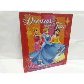 Carpeta Disney Princesas 3X40 078052