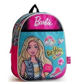 mochila jardin barbie linea be you 16060
