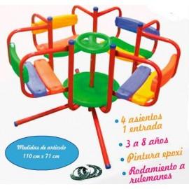Calesita c/Liston Juegosol 98