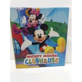 Carpeta Nº3 PVC 3A Mickey 515