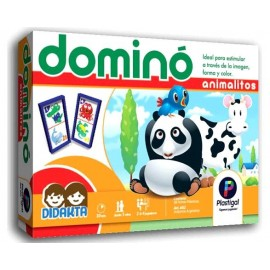 DOMINO ANIMALITOS 602