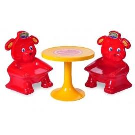 Mesa y silla  Rondi 3061