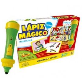 LAPIZ MAGICO MEMORIA Y LOGICA ART 169
