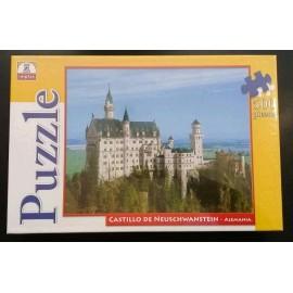 PUZZLE CASTILLO DE NEUSCHW.500 P283