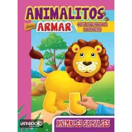 ANIMALITOS PARA ARMAR-ANIM.SALV.2110