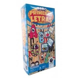 PRIMERAS LETRAS 606