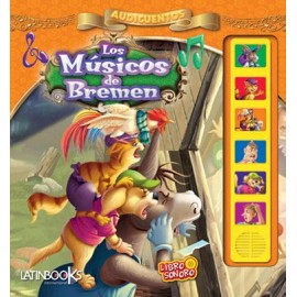 AUDICUENTOS-LOS MUSICOS DE BREMEN 2072