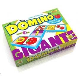 DOMINO GIGANTE NUMEROS 64