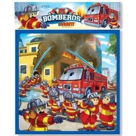 PUZZLE BOMBEROS 25 PZS ART.49