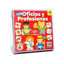 LOTERIA DE OFICIOS Y PROFESIONES H314