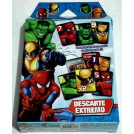 DESCARTE EXTREMO MARVEL HEROES 6856