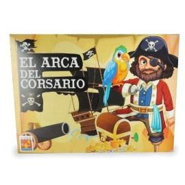 JUEGO EL ARCA DEL CORSARIO JK-4550