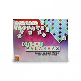 CREAR PALABRAS JK-4552