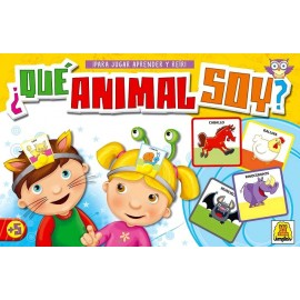 QUE ANIMAL SOY? 31