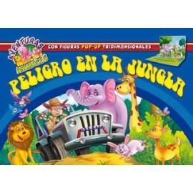 A.ANIMALES- PELIGRO EN LA JUNGLA 3581