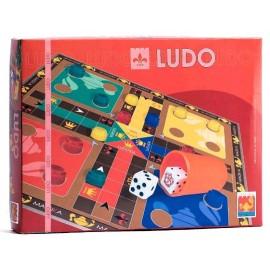 JUEGO DE LUDO JK-4003