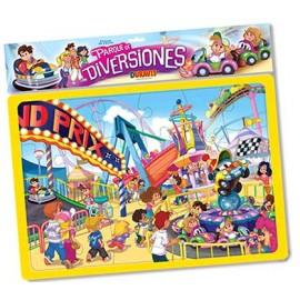 PUZZLE PARQUE DIVERSIONES ART.51