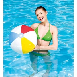 PELOTA DE PLAYA  INFLABLE 41 CM 31020