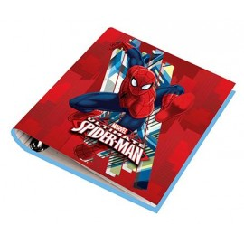 CARPETA ESCOLAR 3X40 SPIDERMAN 1001101