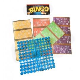 JUEGO DE BINGO EN BOLSA K4009