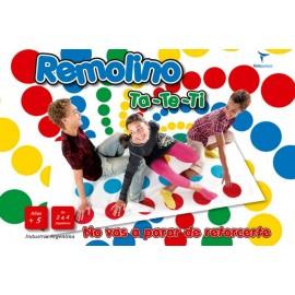 REMOLINO TATETI JM2018