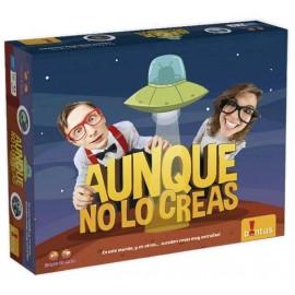 AUNQUE NO LO CREAS MESA 116