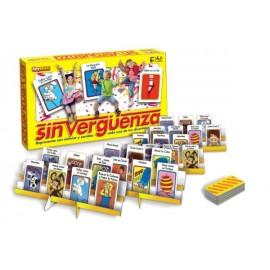 SIN VERGUENZA 15023