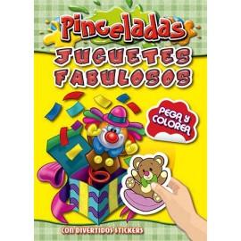 PINCELADAS-JUGUETES FABULOSOS 2523