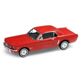 WELLY 1:24 1964 FORD MUSTANG C 22451