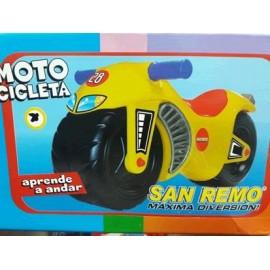 APRENDE A ANDAR MOTO SAN REMO 145020
