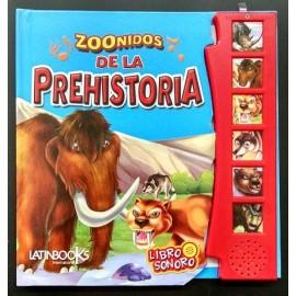 ZOONIDOS ANIMALES PREHISTORICOS 2195