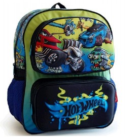 MOCHILA HOT WHEELS LINEA MONSTER  28633