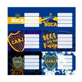 ETIQUETAS BOCA JRS 1301111