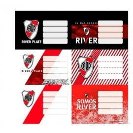 ETIQUETAS RIVER PLATE 1301125