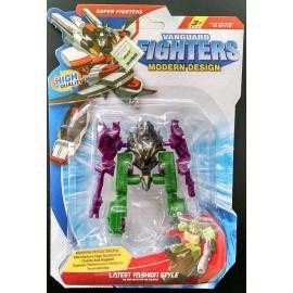 TRANSFORMERS FIGHTERS EN BLISTER 8152
