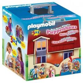 PLAYMOBIL CASA DE MUÑECAS 5167